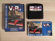 Sega Mega Drive Spiel Virtua