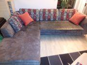Wohnlandschaft - Couch Wohnzimmer zu verschenken