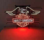 Harley Davidson Neon Reklame