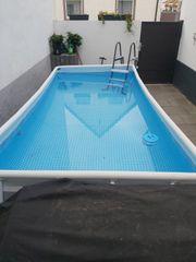 Pool 4 m auf 2m