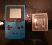 Gameboy Color mit Pokemon Trading