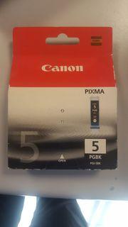Canon Druckerpatrone PGBK 5 PGI-5BK