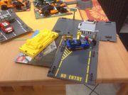 Lego Racers Sammlung