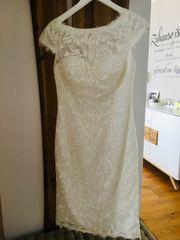 Hochzeitskleid NEU Gr 36 weiß