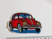 toller Aufnäher VW Käfer