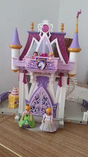 Cristal Schloss von Playmobil