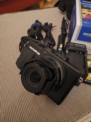 Olympus Stylus XZ-2 Digitalkamera