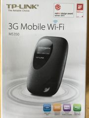 3G Mobile Wi-Fi TP Link