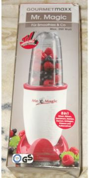 GOURMETmaxx Mr Magic 8in1 Mixer