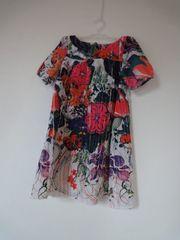 Kleid Blumenwiese