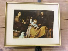 Bild 4 - Öl-Gemälde Bilder Kunstdruck Relief - Vilshofen