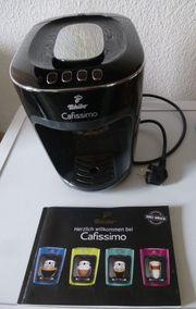 Cafissimo Mini Black - Kapselmaschine von