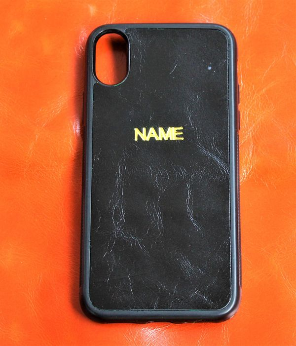 Iphone X Xs Hülle Personalisiert
