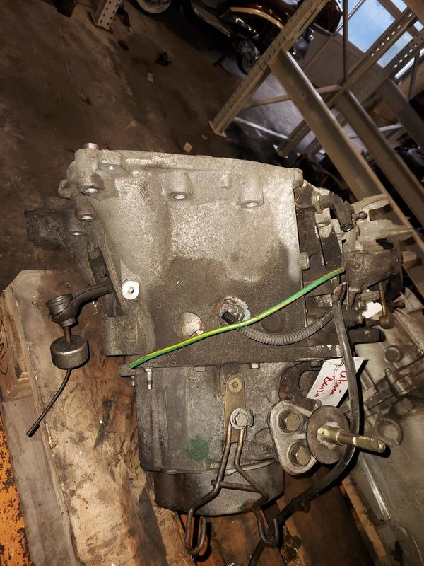 5-Gang-Getriebe Peugeot Xsara Picasso 1