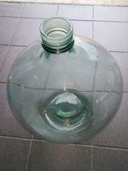 Alter Glasballon