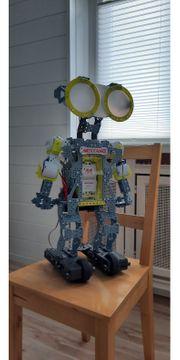 meccano Kinderroboter Mecanoid
