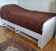 Schlafzimmer Bettgestell Lattenrost Matratze