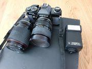 Spiegelreflexkamera YASHICA FX-D