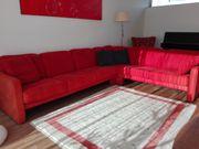 Polstergarnitur Eck-Couch