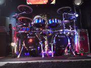 Top Angebot Doublebass E-Drumset Roland