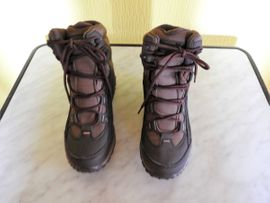 Damen Walk Maxx Siefel Größe: 39 Farbe: Braun
