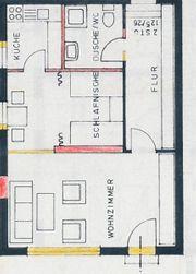 Vermiete 2 Zimmer-Wohnung