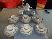 Kaffeeservice Rosenthal Dorothy Hafner komplett