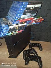 PS4 1TB BUNDLE 20Spiele 3Controller