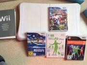 Wii Sports Spielekonsole mit Zubehör