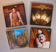 Klassik Lps Opern Gesamtaufnahmen Oratorien