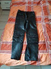 Motorradhose Leder für Herren