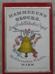 Hammer und Glocke Gesellschaftsspiel