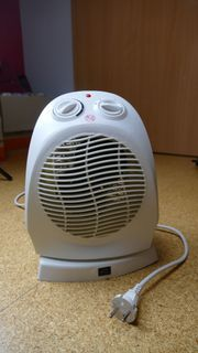 Ventilator Heizlüfter TOP ANGEBOT NEUWERTIG