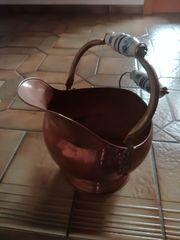 Kupfervase für Deko