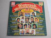 Lieder zur Weihnachtszeit LP Schallplatte
