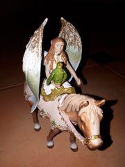 Schleich Figur mit Pferd Bayala