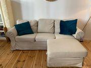 Ikea Ektorp 3er Sofa in