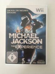 Wii Spiel Michael Jackson