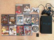 Playstation 2 10 Spielen und