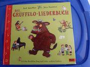 Kinderliederbuch Das Grüffelo Liederbuch