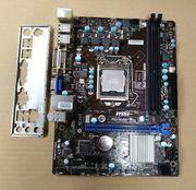 MSI H61M-P31 G3 incl ATX-Blende