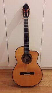 Gitarre 4 4 Konzertgitarre Akustikgitarre