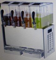 Saftspender 4 X 10 Liter