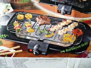 Elektrogrill bzw Barbecue Grill Gourmetgrill