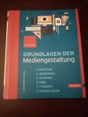 Buch Grundlagen der Mediengestaltung