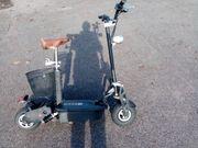 E-Scooter an Bastler