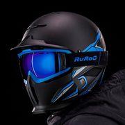 Ruroc RG1-DX CHAOS ICE XL