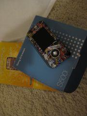 Sony Ericsson W500i Ed Hardy