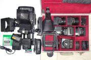 Fuji Kamera GX 680 Profi