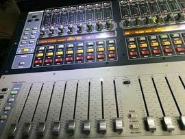 Studio, Recording (Equipment) - AVID Digidesign SC48 Mischpult